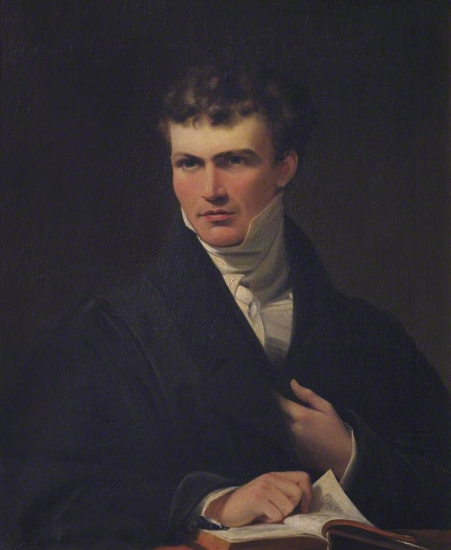 William Whewell Portrait by James Lonsdale (c) Trinity College, University of Cambridge; Supplied by The Public Catalogue Foundation