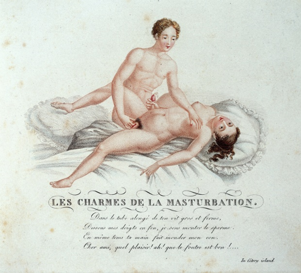 L0030564 Invocation a l'amour, c. 1825.
