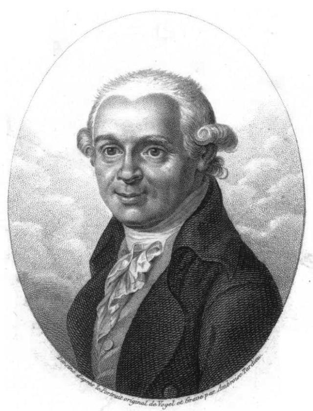 Abraham Gottlob Werner Christian Leberecht Vogel