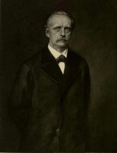 Hermann von Helmholtz (1821-1894) in 1876