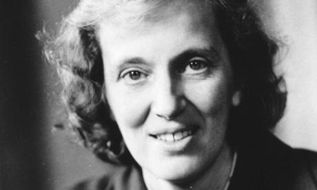 British biochemist Dorothy Crowfoot Hodgkin (1910 - 1994), who won the 1964 Nobel Prize for Chemistry. Photograph: Keystone/Getty Images