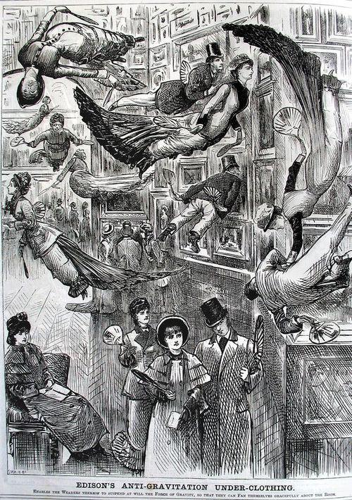 The London Punch via Ptak Science Books