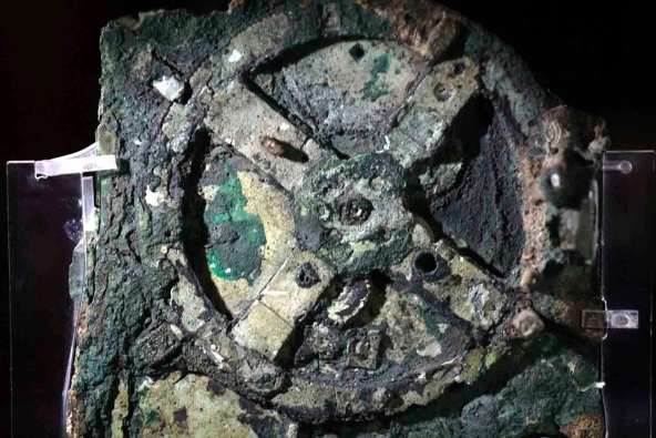The Antikythera shipwreck is best known for an elaborate, geared contraption known as the Antikythera mechanism, which encoded positions of the planets, the moon and other celestial players and events — prompting scholars to call it the world's oldest computer.