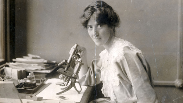 Marie Stopes in 1913