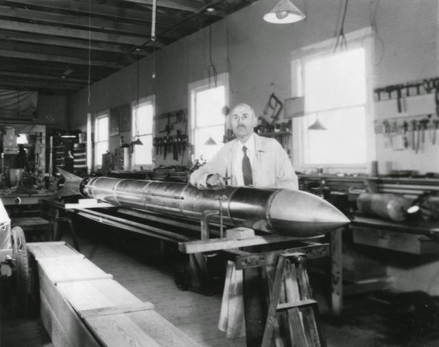 Robert H. Goddard (1882-1945)