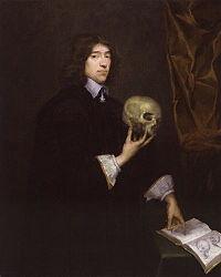 William Petty, c. 1650. Image Wikipedia Commons