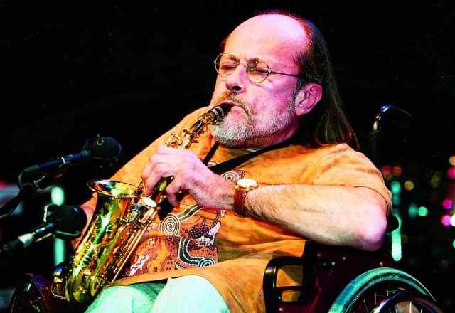 Klaus Kreuzeder (4.4.1950 – 3.11.2014)