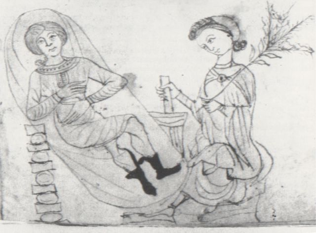 Medieval Abortion 13th century Pseudo-Apuleius