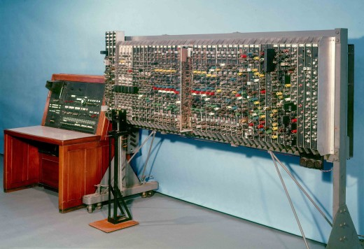 The Pilot ACE computer, 1950. Image credit: Science Museum / SSPL