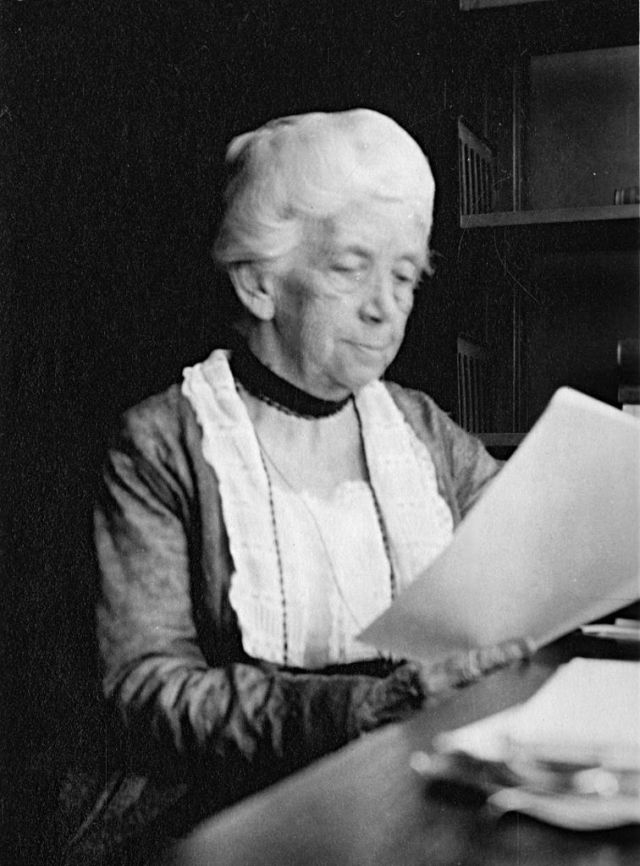 Christine Ladd-Franklin (1847 – 1930)