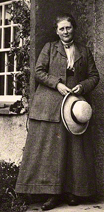 Beatrix Potter (1866-1943) Photo: King