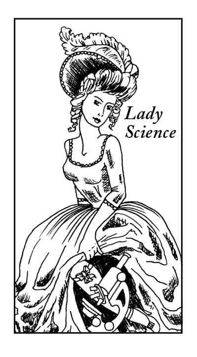 Lady Science is a monthly dose of cultural criticism, usually in the form of two easy-to-swallow essays. We focus on stories about women in science, technology and medicine, both in modern, popular media and in history.