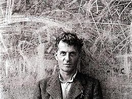 Ludwig Wittgenstein Photographed by Ben Richards, Swansea, Wales, 1947 Source: Wikimedia Commons