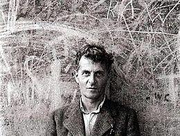 Ludwig Wittgenstein Photographed by Ben Richards, Swansea, Wales, 1947 Source: Wikimedia Commons
