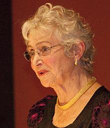 British biologist Lorna Casselton  Credit: Bruce Sampson/Wikimedia Commons (CC-BY)