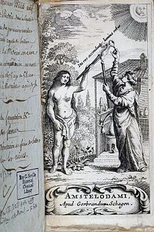"Frontispiece to Thomas Willis' 1663 book ""Diatribae duae medico-philosophicae – quarum prior agit de fermentatione"", engraved and published by Gerbrandus Schagen in Amsterdam Source: Wikimedia Commons"