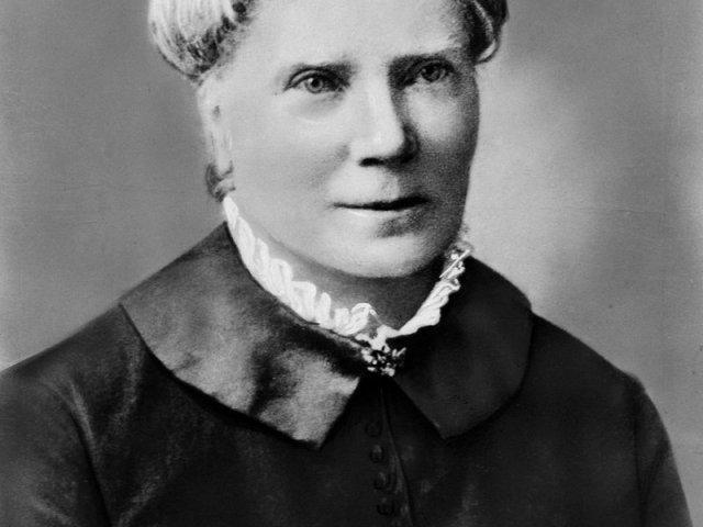 Elizabeth Blackwell was a pioneer of women in medicine. (Bettmann/CORBIS)