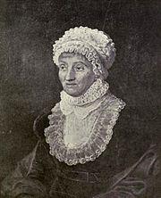 Caroline Lucretia Herschel 1829  Source: Wikimedia Commons