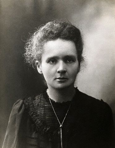"""NOTHING IN LIFE IS TO BE FEARED. IT IS ONLY TO BE UNDERSTOOD"" – Marie Curie"