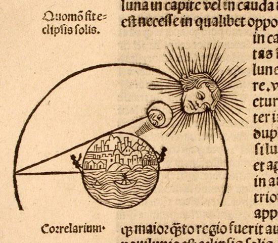 Medieval eclipse