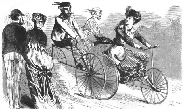 Wome's Trike