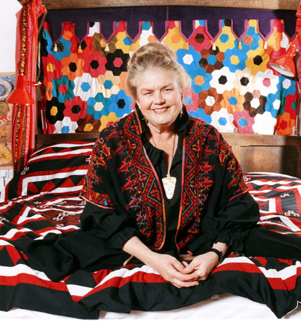 "Sheila Kitzinger complained that ""our culture of birth is heavily medicalized,"" with women submitting passively. Credit Rex Features, via Associated Press"