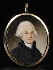 Miniature Portrait of Jefferson by Robert Field (1800) Source: Wikimedia Commons