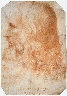 Portrait of Leonardo by Francesco Melzi Source: Wikimedia Commons