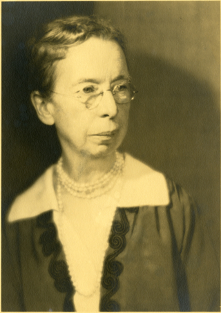 Mary Jane Rathbun, 1927, by John Howard Pearce (Acc. 90-105 - Science Service, Records, 1920s-1970s, Smithsonian Institution Archives)