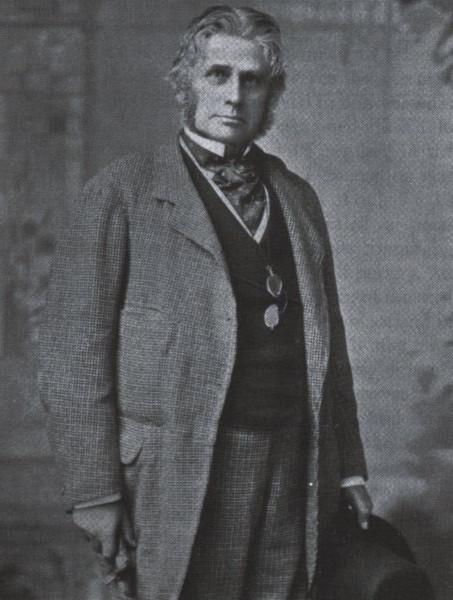 Augustus Pitt Rivers
