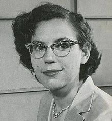Mary Sherman Morgan, c. 1950s Source: Wikimedia Commons