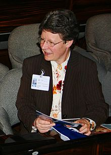 Jocelyn Bell Burnell in 2009 Source Wikimedia Commons