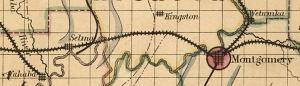 [Detail] State of Alabama. October. 2nd. 1866