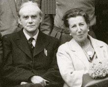Paul Dirac with his wife in Copenhagen, July 1963 Source: Wikimedia Commons