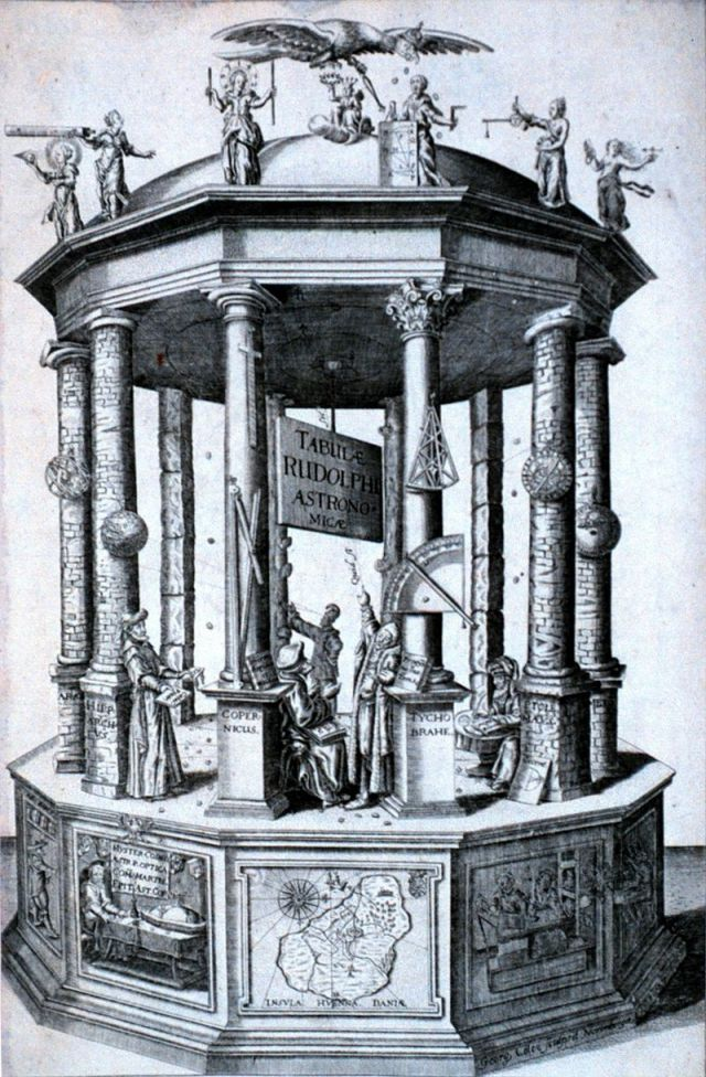 Tabulae Rudolphinae: quibus astronomicae …