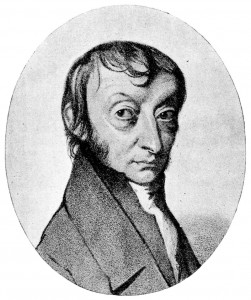 Amedeo Avogadro (1776-1856) Italian chemist known for his gas law and the constant that bears his name.