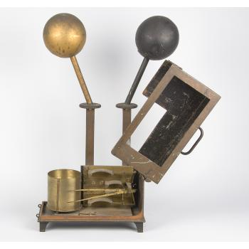 Crova registering actinometer