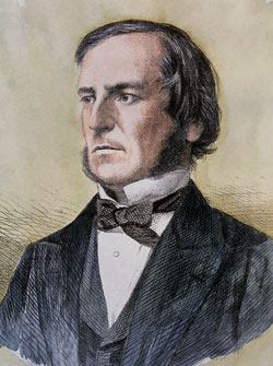 George Boole Source: Wikimedia Commons