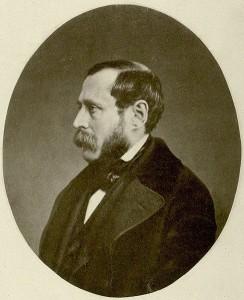 Jean Servais Stas (1813-1891) Belgian Chemist Credit: OEuvres Complètes, Jean Baptiste Depaire, 1894