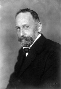 Richard Willstätter (1872-1942) 1915 Nobel Prize in Chemistry.