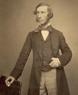 John Tyndall circa 1850 Source: Wikimedia Commons