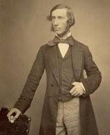 John Tyndall circa 1850 Source: Wikimedia Commons