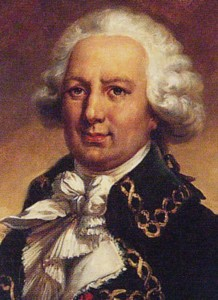 Louis-Antoine, Comte de Bougainville