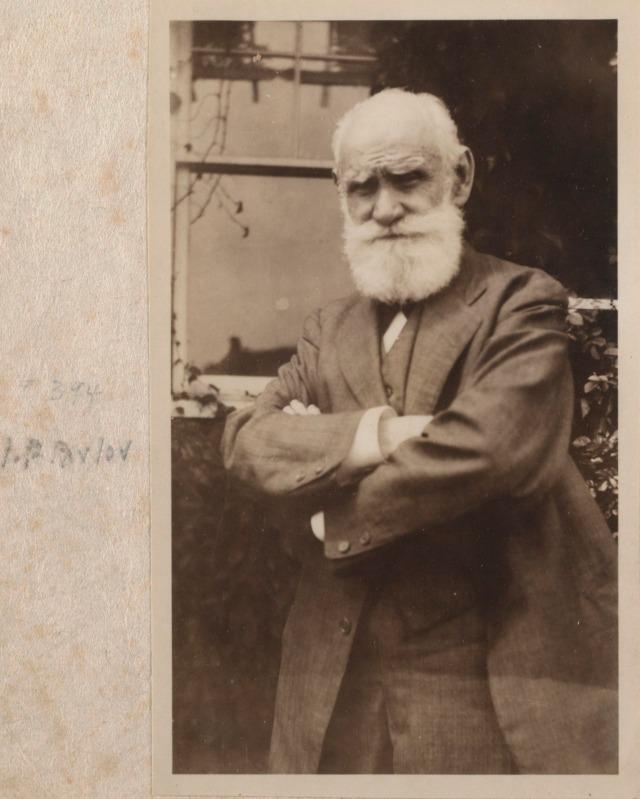 Ivan Pavlov (Image MBL History Project)