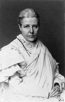 Annie Besant Source: Wikimedia Commons