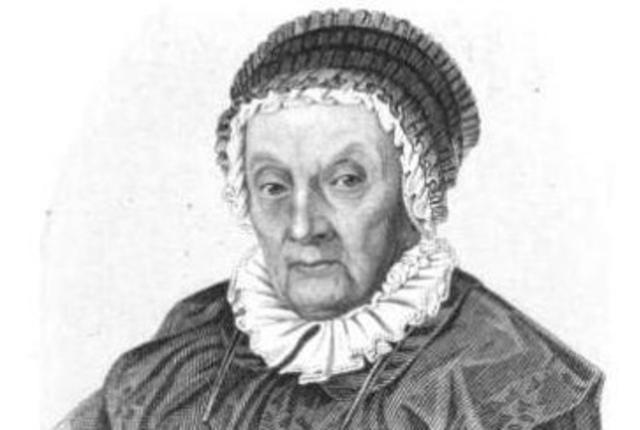 Caroline Herschel IMAGE CREDIT: MRS. JOHN HERSCHEL, WIKIMEDIA COMMONS
