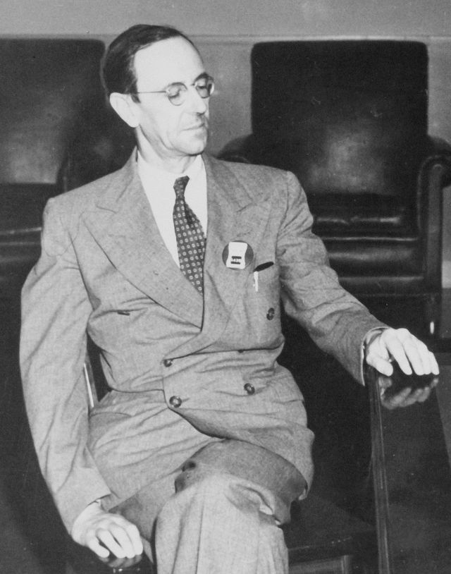 James Chadwick Source: Wikimedia Commons