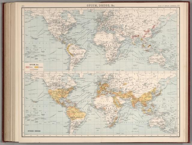 Opium Map