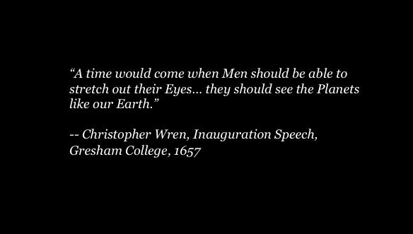 Wren quote