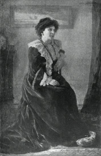Hertha Ayrton Source: Wikimedia Commons